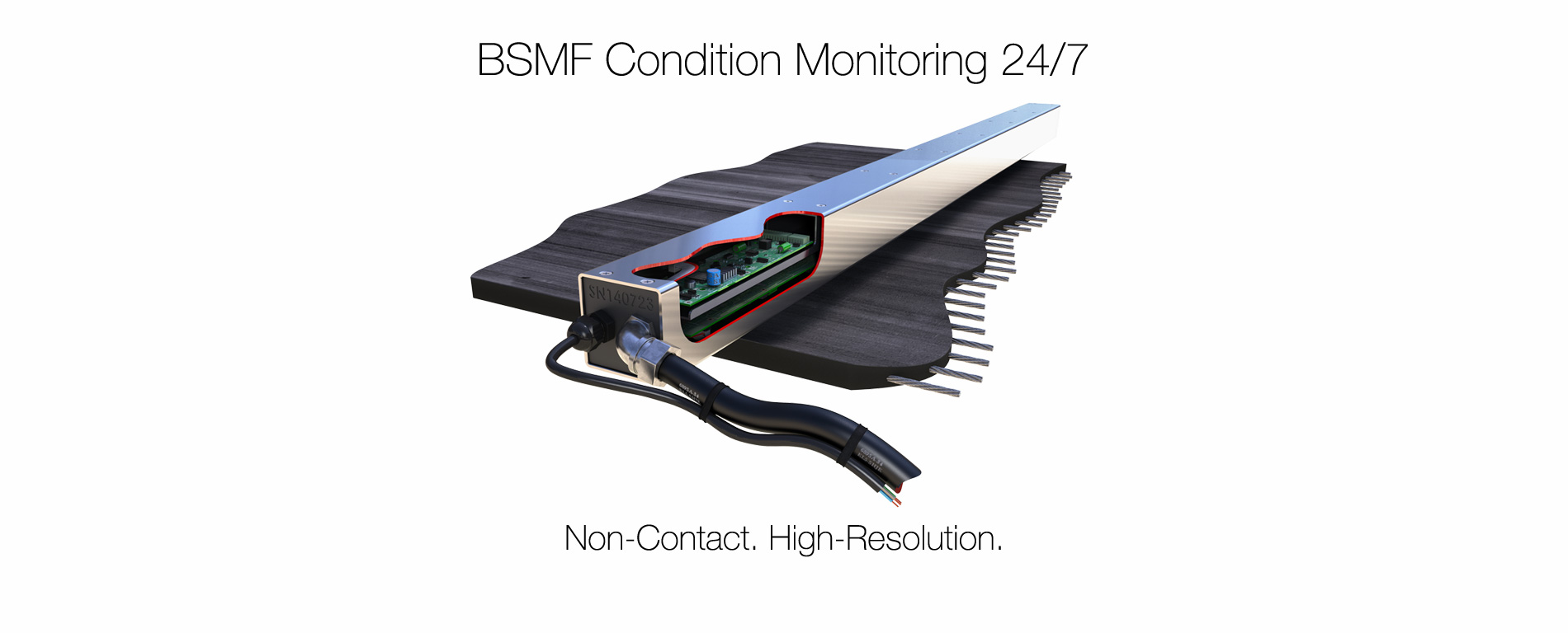 Belt Scanner Condition Monitoring